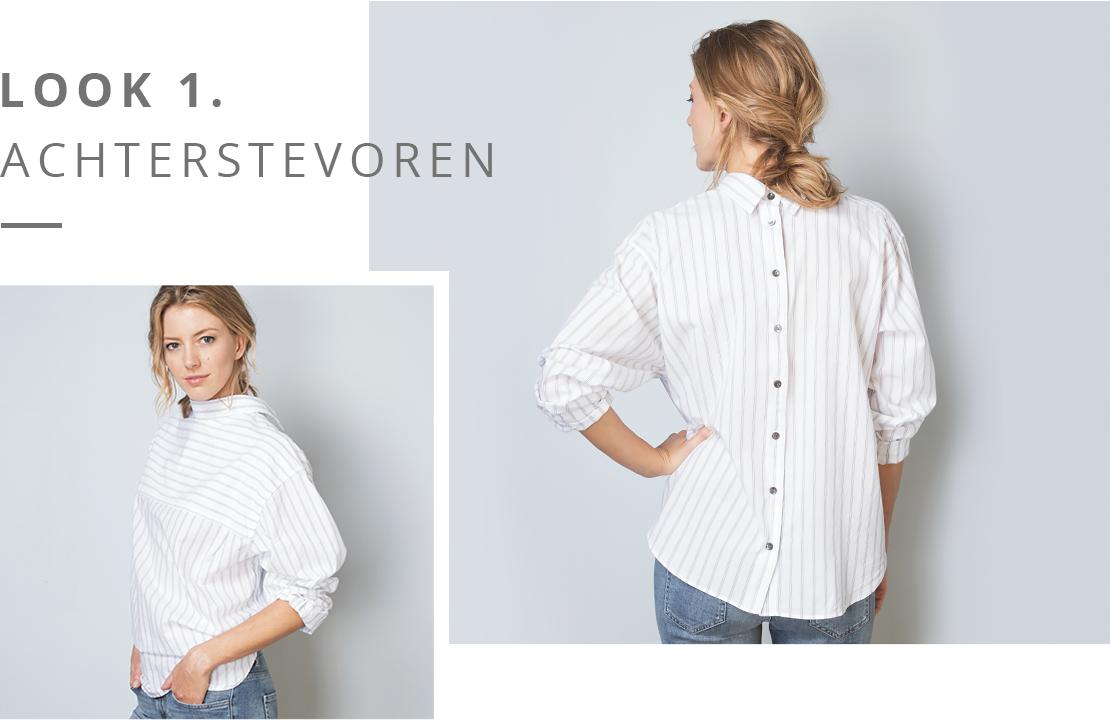 Het Overhemd.How To Het Overhemd 5 X Anders Blog Perfectly Basics