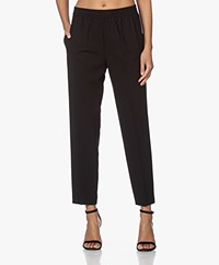 By Malene Birger Anglet Pull-on Pants - Black