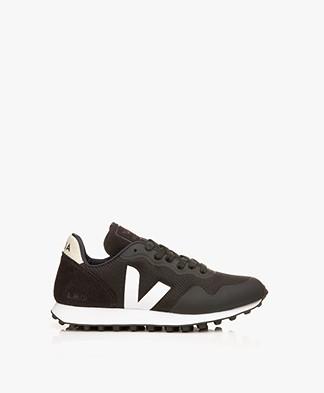 VEJA SDU RT B-Mesh Sneakers - Black/Natural