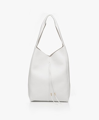 Filippa K Athena Soft Shopper - Wit