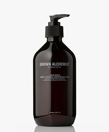 Grown Alchemist 500ml Hand Wash - Sweet Orange/Cedarwood & Sage