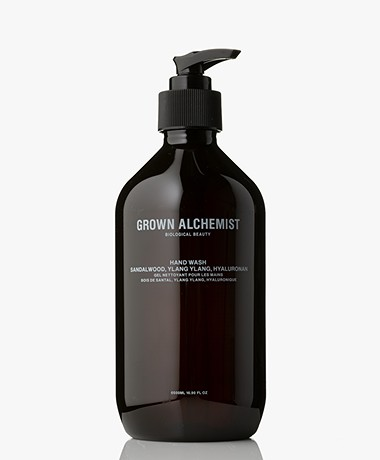 Grown Alchemist 500ml Hand Wash - Sandalwood & Ylang Ylang
