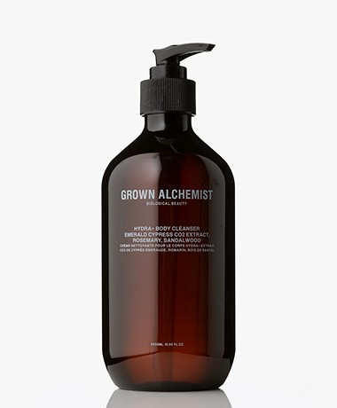 Grown Alchemist 500ml Hydra+ Body Cleanser - Rozemarijn/Sandelhout