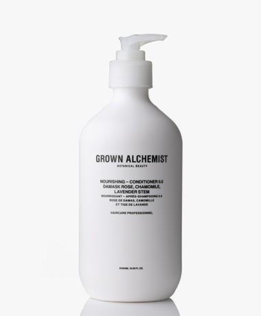 Grown Alchemist 500ml Nourishing Conditioner - Damastroos/Kamille & Lavendel