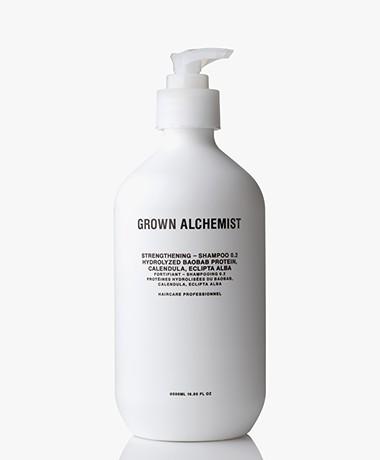 Grown Alchemist Strengthening Shampoo - Baobab/Calendula & Eclipta Alba