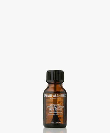Grown Alchemist Cuticle Oil - Hypericum Extract/Neem & Borage