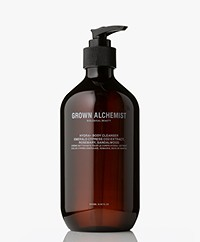 Grown Alchemist 500ml Hydra+ Body Cleanser - Rozemarijn/Sandelhout