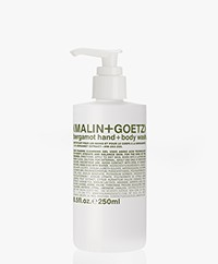 MALIN+GOETZ Bergamot Hand + Body Wash - 250ml