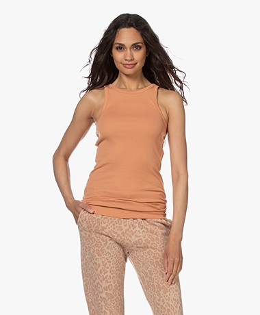 By Malene Birger Amiee Tanktop - Toasted Nut