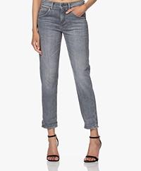 Drykorn Like Girlfriend Stretch Jeans - Grey