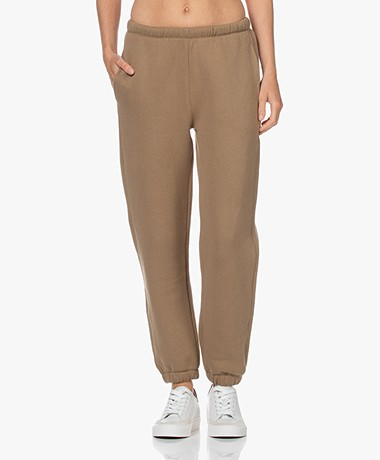 American Vintage Ikatown French Terry Sweatpants - Herisson