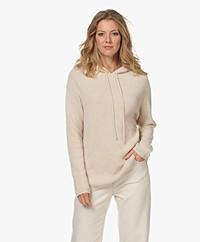 Sibin/Linnebjerg Freja Knitted Hooded Sweater - Kit