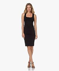 Wolford Juno Stretch Jersey Dress - Black