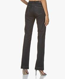 MKT Studio The Janis Wilson Flared Jeans - Sydney Wash