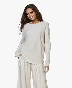 Drykorn Maila Wool Sweater - Beige