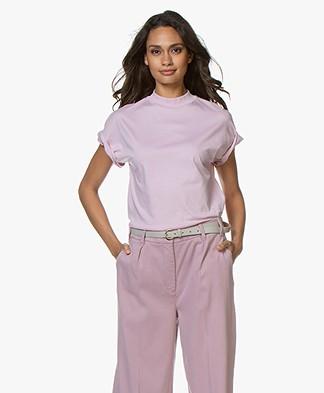 Filippa K Alix T-shirt - Pink Sky