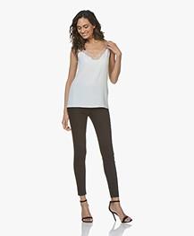Drykorn Winch Skinny Stretch Pantalon - Zwart