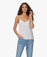 Equipment Layla Silk Camisole - Bright White