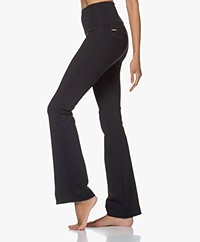Deblon Sports Celine Flared Legging - Zwart