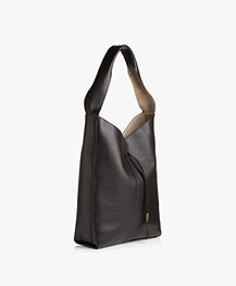 Filippa K Athena Soft Shopper - Zwart