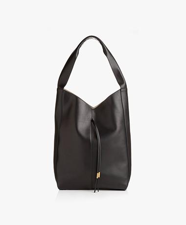 Filippa K Athena Soft Shopper - Zwart