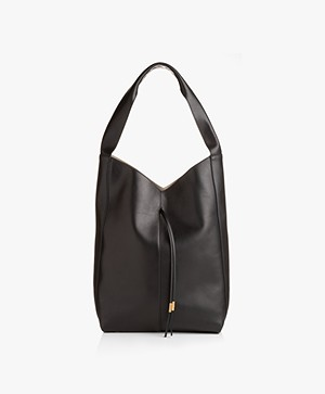 Filippa K Athena Soft Shopper - Black