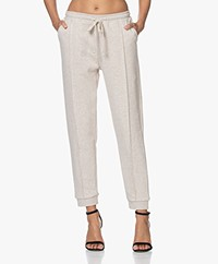 Love Stories Donna Katoenen Sweatpants - Oatmeal