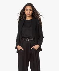 Rag & Bone Windsor Crepe Blazer - Black