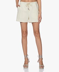 Filippa K Kelly Crêpe Short - Faded Yellow