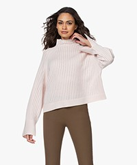 By Malene Birger Vikki Funnel Neck Trui - Easy