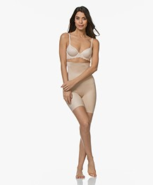 SPANX® Conceal-Her! High-Waisted Mid-Thigh Short - Natural Glam