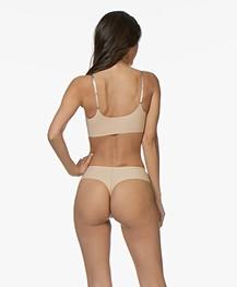 Calvin Klein Invisibles High Waist String - Bare