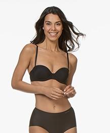 Calvin Klein Perfectly Fit Strapless BH - Zwart