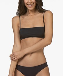Filippa K Soft Sport Bandeau Strap Top - Navy