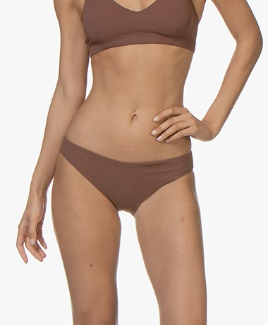 Filippa K Soft Sport Classic Bikinislip - Burnt Rose