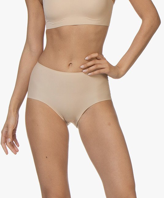Calvin Klein Invisibles High Waist Hipster - Bare