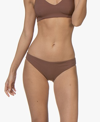 Filippa K Soft Sport Classic Brief - Burnt Rose