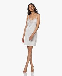 HANRO Irini Stretch Jersey Slip Dress - Fullmoon