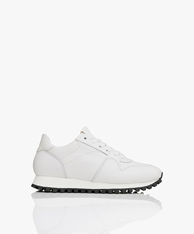 Closed Pepper Leather Sneakers - Off-white