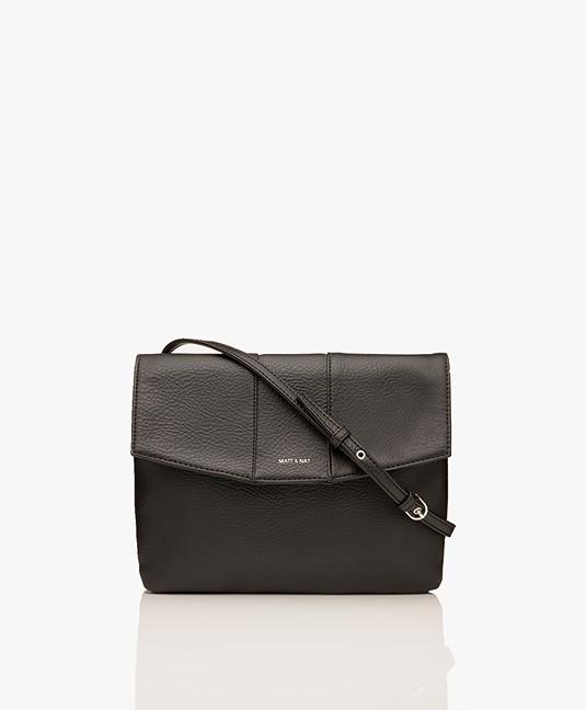 Matt & Nat Eeha Dwell Cross-Body Bag - Black