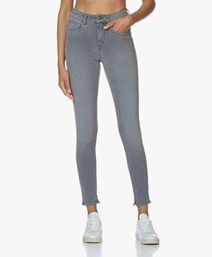 Drykorn Wet Skinny Jeans - Grijs