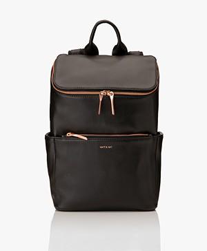 Matt & Nat Brave Loom Backpack - Black