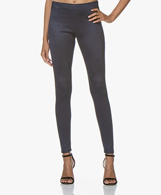 Woman by Earn Whitney Suèdine Legging - Navy