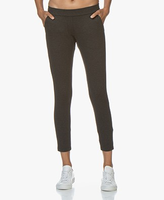 Woman by Earn Bobbi Punto di Roma Slim-fit Broek - Donkergrijs