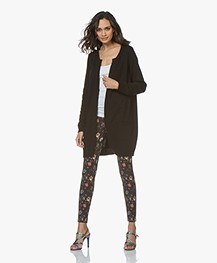 Majestic Filatures Anais Soft Touch Jersey Spaghettitop - Wit