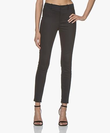 Drykorn Winch Stretchy Slim-Fit Pants - Dark Blue