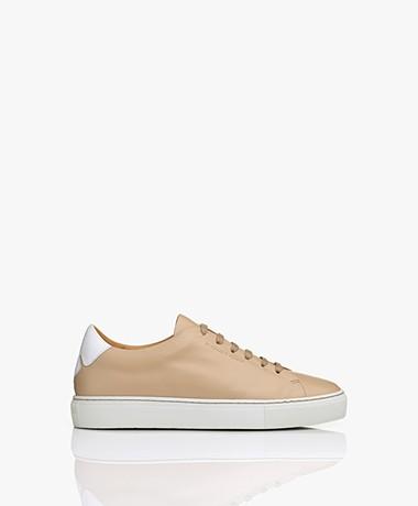 By Malene Birger Sandie Leren Sneakers - Tan