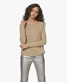American Vintage Sweater Sonoma - Brown Sugar