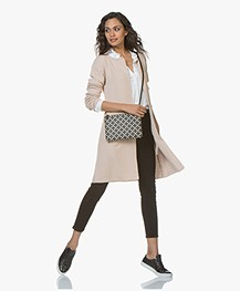 By Malene Birger Ivy Mini Schoudertas - Zwart