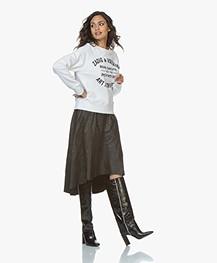Zadig & Voltaire Upper Blason Sweatshirt - Wit